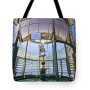 Lighthouse First Order Fresnel Lens Tote Bag