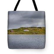 Lighthouse Island Tote Bag