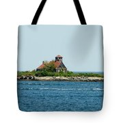 Lighthouse Keepers Residence Tote Bag
