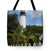 A Sailoirs Guide On The Florida Keys Tote Bag