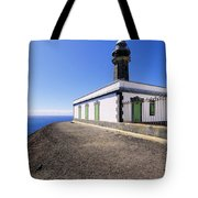 Lighthouse On Hierro Tote Bag
