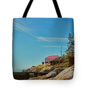 Lighthouse Park Tote Bag