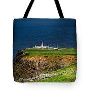 Lighthouse Ponta Do Albernaz Tote Bag