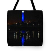 Lighthouse San Pedro Bay Tote Bag