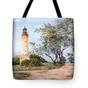 Lighthouse Tote Bag by Victor Collector