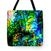 Lighting Up The Night Tote Bag