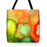Lightness Of Being Abstract Art By Sharon Cummings Tote Bag