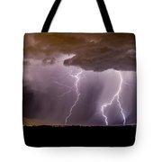 Lightning 11 Tote Bag