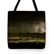 Lightning 2 Tote Bag
