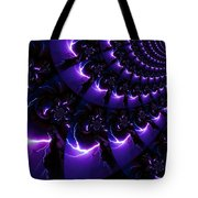 Lightning Illusion 5 Tote Bag