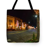 Lights Down Fairhope Ave Tote Bag