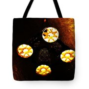 Lights From Above Tote Bag