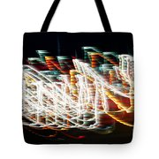 Lights In The Wind I Tote Bag