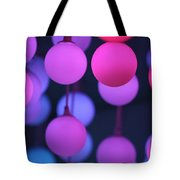 Lights Of Love Tote Bag