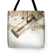 Lights Out Tote Bag