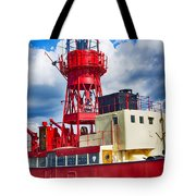 Lightship Lv15 Trinity Tote Bag