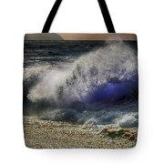 Lightwave Tote Bag
