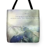 Like A Dove Tote Bag