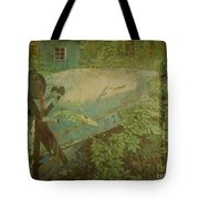 Like A Fish Out Of Water Tote Bag