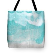 Like A Prayer- Abstract Painting Tote Bag by Linda Woods