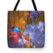 Like Father Like Son 2 Tote Bag