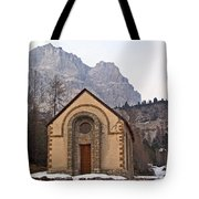 Lil' Brown Church Tote Bag