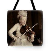 Lila Angelique Deux Tote Bag
