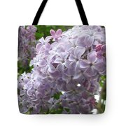 A Lighter Shade Of Lilac Tote Bag