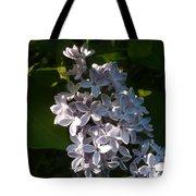 Lilac Branch Tote Bag
