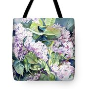 Lilac Delight Tote Bag