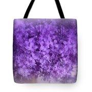 Lilac Fantasy Tote Bag