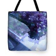 Lilac Glass Tote Bag