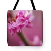 Lilac Macro Tote Bag