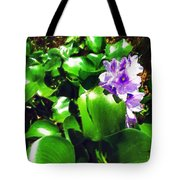 Lilac Pink Beauty Tote Bag