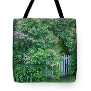 Lilac Season Tote Bag