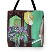 Lilac Time Tote Bag