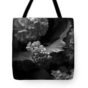 Lilacs And Hydrangeas Tote Bag
