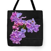 Lilacs - Perfumed Dreams Tote Bag