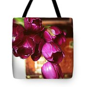 Lilies To Go Tote Bag