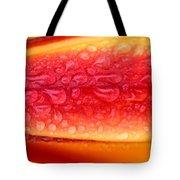 Lilium Anaconda Rain Tote Bag