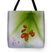 Lilium Formosa Tote Bag