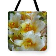 Lilium Regale Tote Bag