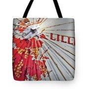Lillet Parasol Tote Bag