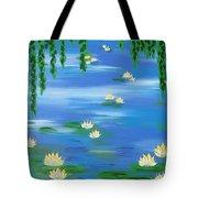 Lillies 1 Tote Bag