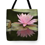 Lilly And Reflective Beauty Tote Bag