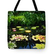 Lilly Garden Tote Bag