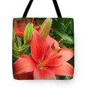 Lillys And Buds 1 Tote Bag