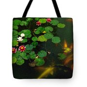 Lily 0147 - Colored Photo 1 Tote Bag