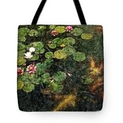 Lily 0147 - Colored Photo 2 Sl Tote Bag