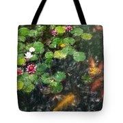 Lily 0147 - Light Colored Pencil Sl Tote Bag